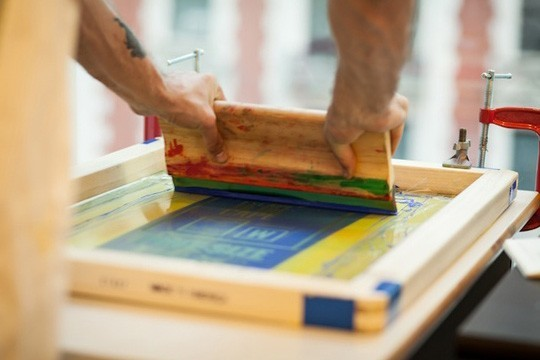 Silk Screen Printing Service | Brand Your Idea